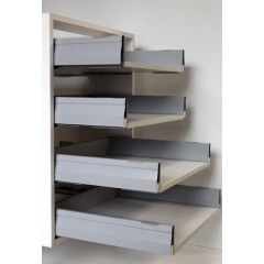 300mm Deluxe 4 Drawer Box - UPGRADE