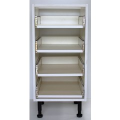 450mm 4 Drawer Base