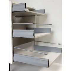 450mm Deluxe Pan Drawer Box - UPGRADE