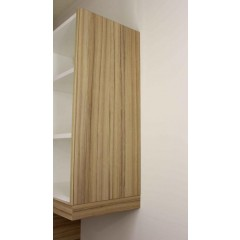Decor End Panel - Top Box 285mm High