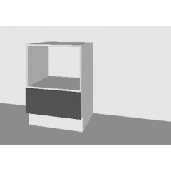 High Gloss - Microwave Housing Door