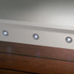 10x LED Plinth Light Set