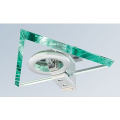Triangular Glass Halogen Light Pack