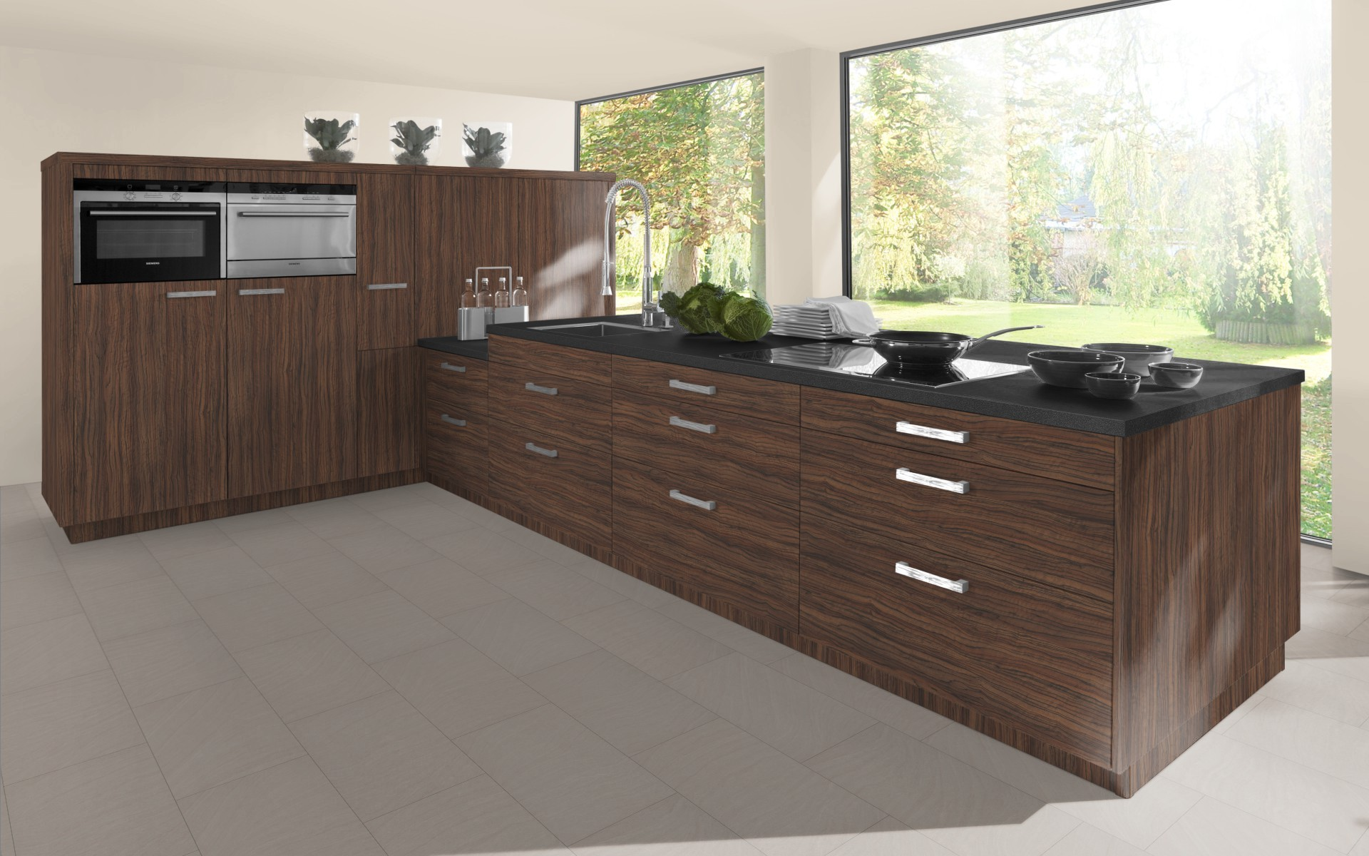 High gloss base corner cabinet door trade kitchens for all for Kitchen cabinets 900mm high