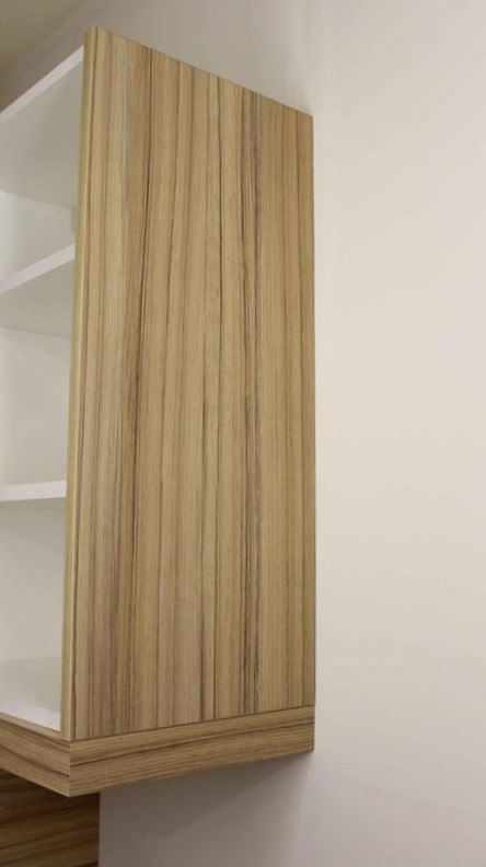 Decor end panel tall wall cabinet 900mm high trade for Kitchen cabinets 900mm high