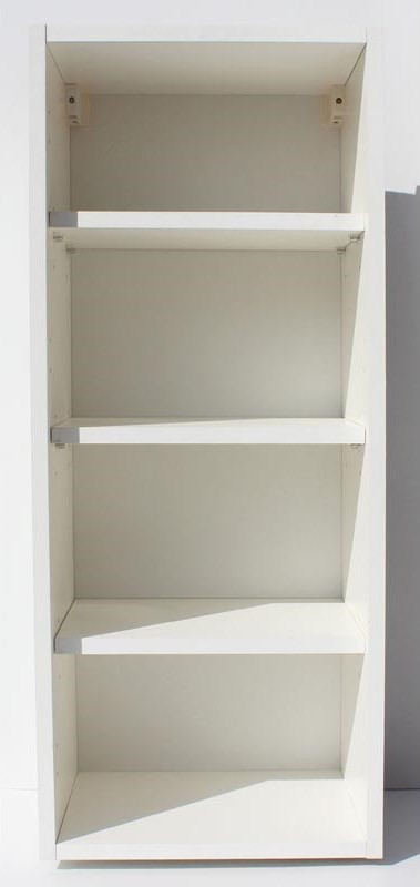 Open Tall Height Wall Unit Wall Cabinets Cabinets Trade Kitchens For All