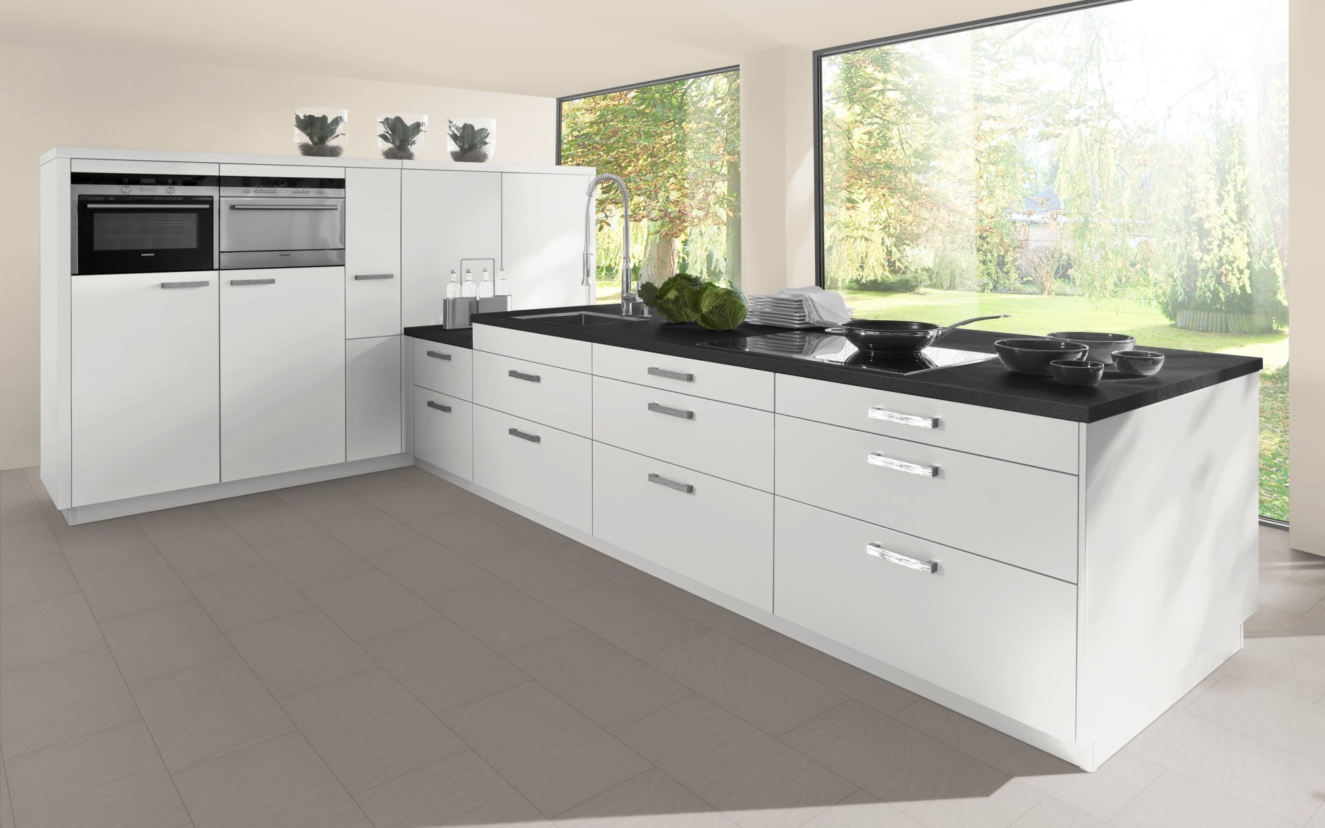 High Gloss - Fully Integrated Appliance Door | Trade